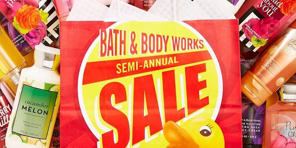 Photo credit: Instagram @bathandbodyworks