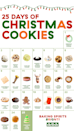 <p>Bake spirits bright with our official Christmas countdown.</p>
