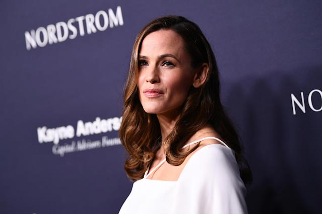 Jennifer Garner is looking forward to changes that might come from the increased discussion about sexual harassment and assault. (Emma McIntyre/Getty Images)