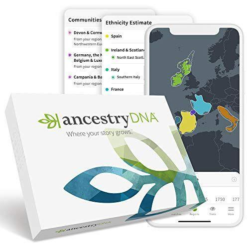 "<p><strong>AncestryDNA</strong></p><p>amazon.com</p><p><strong>$99.00</strong></p><p><a href=""https://www.amazon.com/AncestryDNA-Genetic-Testing-Ethnicity-Traits/dp/B07J1FZQBC?tag=syn-yahoo-20&ascsubtag=%5Bartid%7C2140.g.33765307%5Bsrc%7Cyahoo-us"" rel=""nofollow noopener"" target=""_blank"" data-ylk=""slk:Shop Now"" class=""link rapid-noclick-resp"">Shop Now</a></p><p>Your grandparents will get a kick over this DNA test that offers a deep-dive into their ethnic history over the generations.</p>"