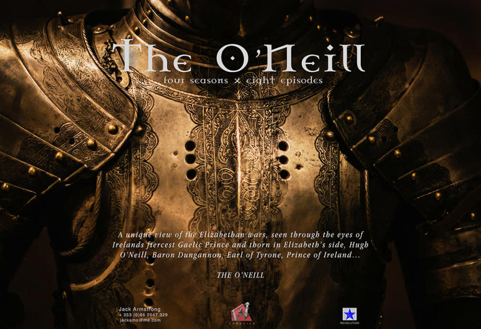 The O'Neill - Credit: Courtesy of Conecta Fiction