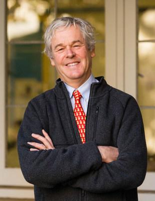 Ralph Wales, newly appointed Head of School at St. Matthew's Episcopal Day School located in San Mateo, California.