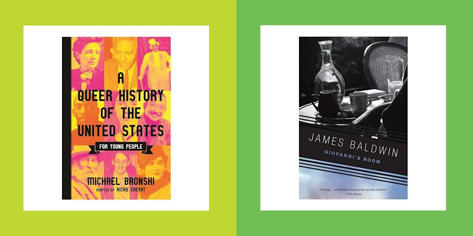 <p>There is never a bad time to read about the history and experiences of minority groups. But if you've needed a little extra motivation to pick up an LGBTQ+-focussed book, June is the perfect time, as it's Pride Month — a time when members and allies of LGBTQ+ communities come together and celebrate the freedom to be themselves. </p><p>Whether you prefer fiction, nonfiction, or a combination of both, this list of LGBTQ+ books includes a variety of genres that dive into the experiences and history of LGBTQ+ people. It has serious, highly researched books and fun, lighthearted summer beach reads. So there's something on this list that will suit any occasion. A huge step in being an ally is actively learning more about communities of which you may not inherently be a part. Educating yourself through books, and by supporting LGBTQ authors and authors who are Black and people of color, is a way that white readers can learn more and begin to better understand other communities. <br></p>