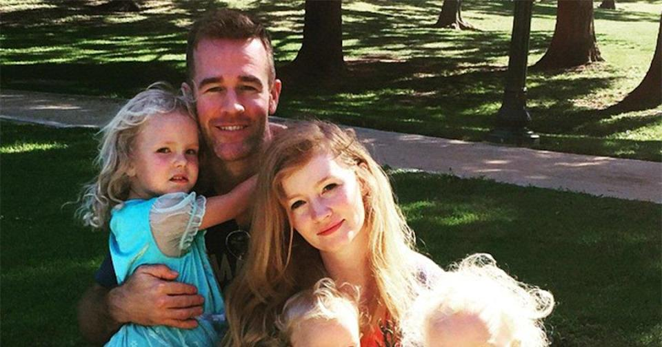 James Van Der Beek Is Eliminated from DWTS After Revealing Wife Suffered Miscarriage