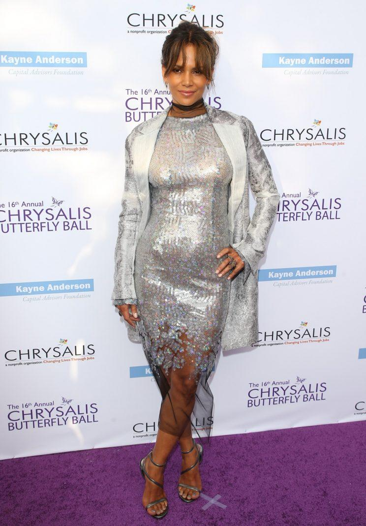 halle berry chrysalis butterfly ball