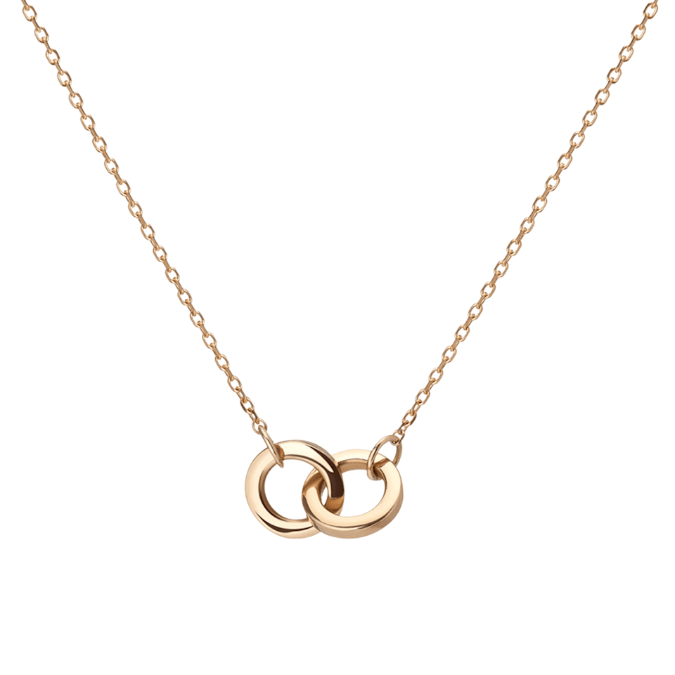 """This made-to-order necklace is a sweet way to honor <a href=""""https://www.glamour.com/gallery/gifts-for-new-moms?mbid=synd_yahoo_rss"""" rel=""""nofollow noopener"""" target=""""_blank"""" data-ylk=""""slk:new moms"""" class=""""link rapid-noclick-resp"""">new moms</a> (or expecting ones). $380, Aurate. <a href=""""https://auratenewyork.com/products/connection-necklace"""" rel=""""nofollow noopener"""" target=""""_blank"""" data-ylk=""""slk:Get it now!"""" class=""""link rapid-noclick-resp"""">Get it now!</a>"""