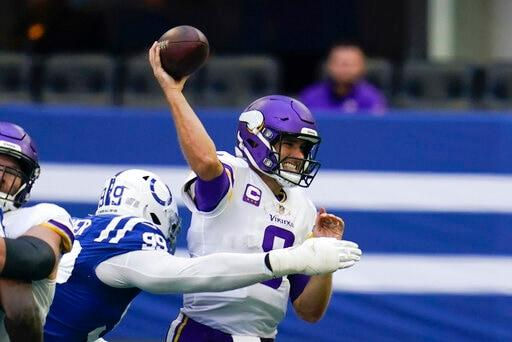 Vikings' Rebuilt Defense Dealt Another Blow With Barr On IR