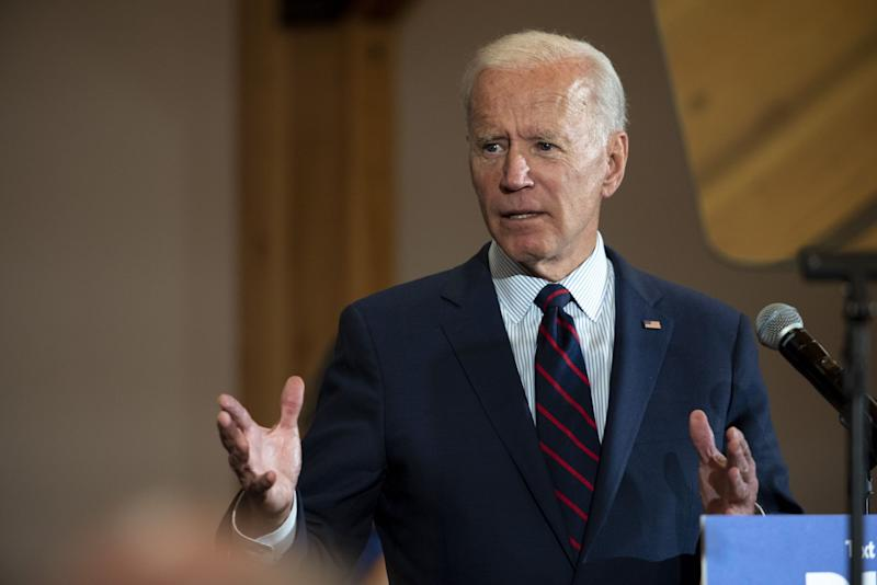 Biden Calls for Repeal of Law that Shields Internet Giants From Liability