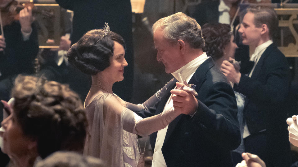 'Downton Abbey' made its way to the big screen, making a tonne of cash in the process. (Credit: Universal)
