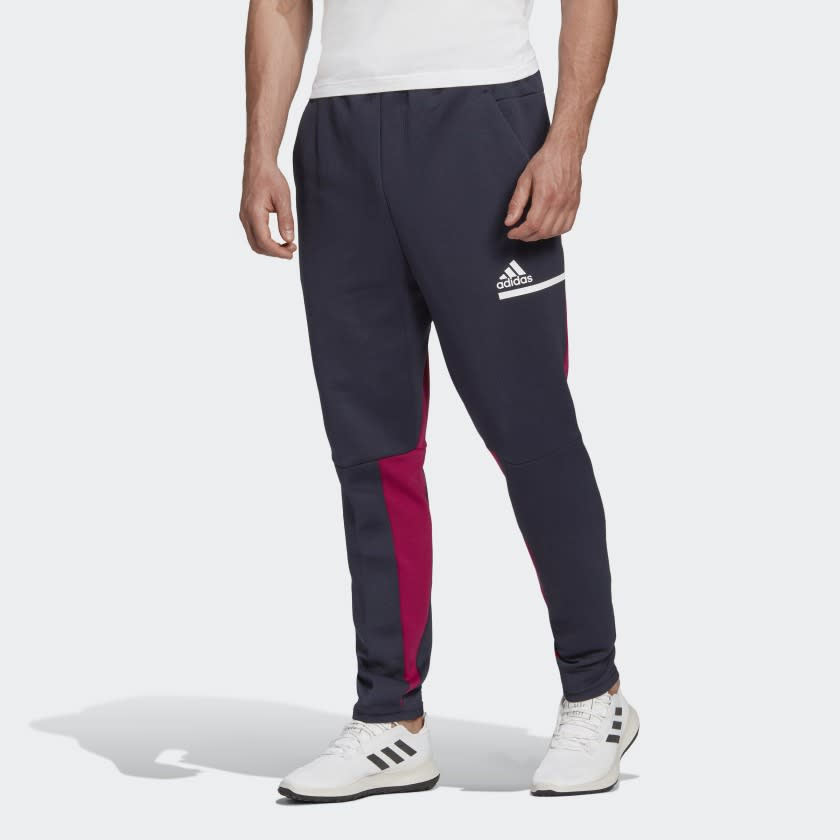Z.N.E. Aeroready Pants. Image via Adidas.