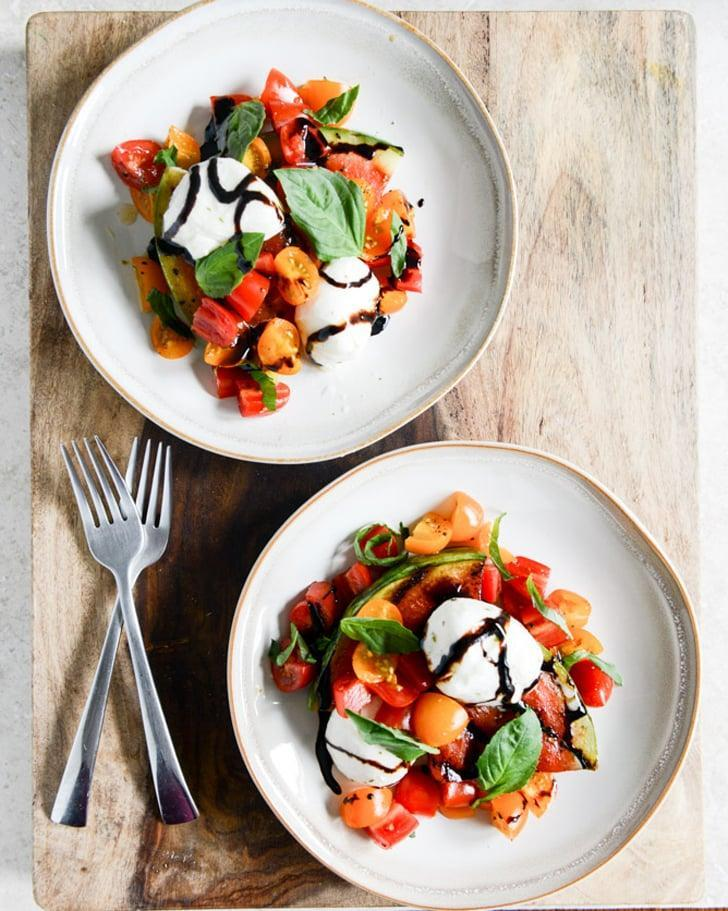 "<p> Help yourself to a whole heaping of this salad; it's healthy and refreshing! </p> <p><strong>Get the recipe</strong>: <a href=""http://www.howsweeteats.com/2013/07/honey-grilled-watermelon-caprese-salads/"" class=""link rapid-noclick-resp"" rel=""nofollow noopener"" target=""_blank"" data-ylk=""slk:grilled watermelon caprese salad"">grilled watermelon caprese salad</a></p>"