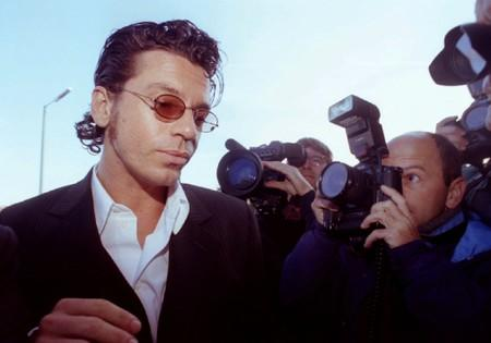 Late INXS singer Hutchence remembered in intimate film 'Mystify'