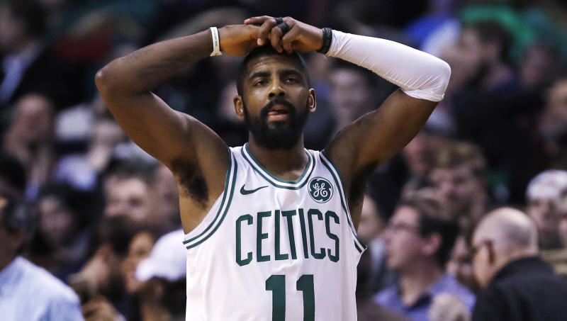 9a226995b784 Kyrie Irving doesn t  think of Christmas as a holiday