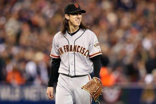 Pitcher Tim Lincecum's mother was born in the Philippines