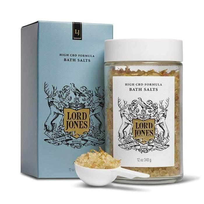 <p>A Libra values balance above all else, and nothing re-centers the mind and body like a calming bath. A container of the <span>Lord Jones High CBD Formula Bath Salts</span> ($65) contains a soothing blend of CBD, epsom and Himalyan pink salts, natural flower petals, and essential oils.</p>