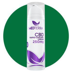Medterra Rapid Cbd Cooling Cream