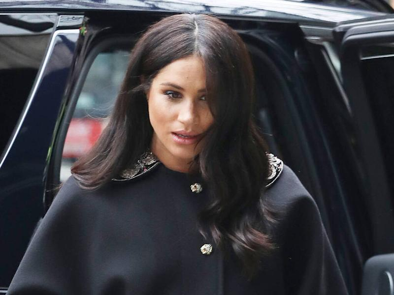 Meghan, Duchess of Sussex to pay tabloid's legal fees