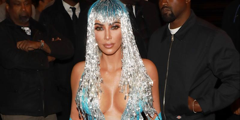 Kim Kardashian And Kylie Jenner S Met Gala After Party Looks Were