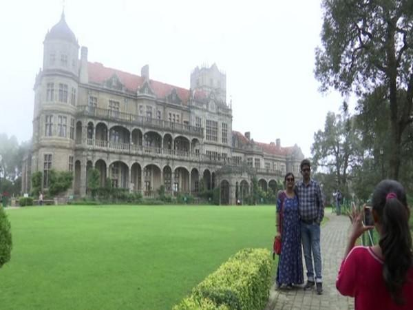 Visuals from Indian Institute of Advanced Study
