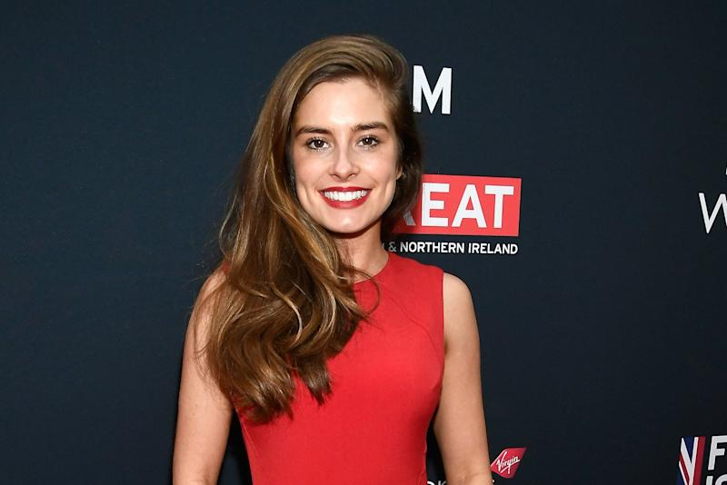 Oscar winner: Rachel Shenton talks about her signed acceptance speech and what happens next: Getty Images