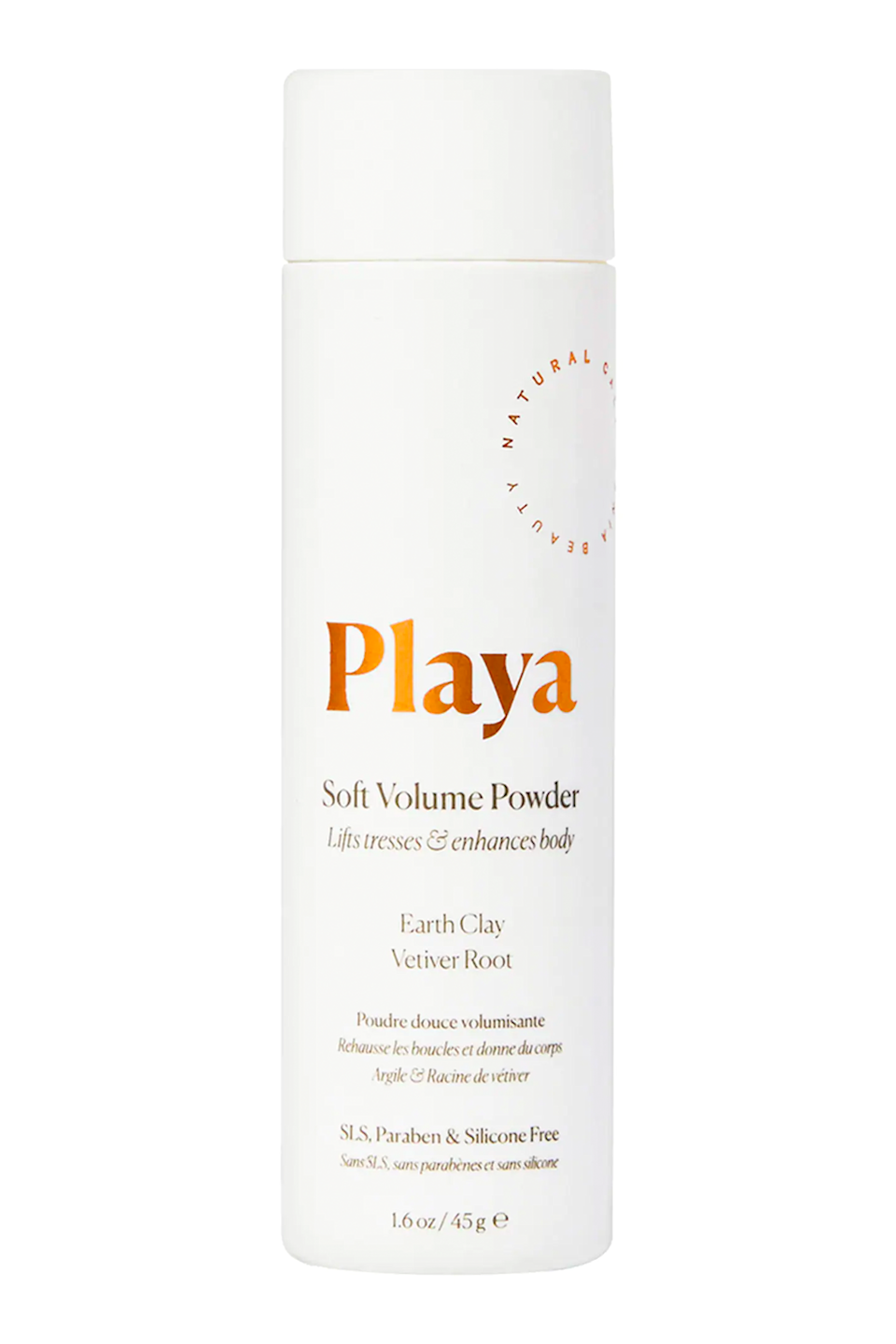 """<p><strong>Playa</strong></p><p>sephora.com</p><p><strong>$24.00</strong></p><p><a href=""""https://go.redirectingat.com?id=74968X1596630&url=https%3A%2F%2Fwww.sephora.com%2Fproduct%2Fsoft-volume-powder-P443581&sref=https%3A%2F%2Fwww.cosmopolitan.com%2Fstyle-beauty%2Fbeauty%2Fg34362098%2Fbest-hair-volumizing-powder%2F"""" rel=""""nofollow noopener"""" target=""""_blank"""" data-ylk=""""slk:Shop Now"""" class=""""link rapid-noclick-resp"""">Shop Now</a></p><p>You know those days when your <a href=""""https://www.cosmopolitan.com/style-beauty/beauty/a26325865/wavy-hairstyles-how-tos/"""" rel=""""nofollow noopener"""" target=""""_blank"""" data-ylk=""""slk:waves"""" class=""""link rapid-noclick-resp"""">waves</a> look and feel a little lifeless? Yeah, that's when you should whip out this volume powder from Playa. The formula's rice starch, kaolin, and Moroccan lava clay all come together to <strong>absorb oil and enhance volume without weighing down your hair</strong>.</p>"""