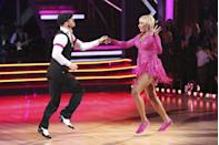 <p>The <em>RHOA</em> star took her reality TV talents to <em>DWTS</em> in 2014, coming in seventh and beating out Drew Carey and Cody Simpson.</p>
