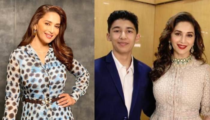 Madhuri Dixit Nene's Heartmelting Birthday Wish For Her Elder Son, Arin Is Filled With Love