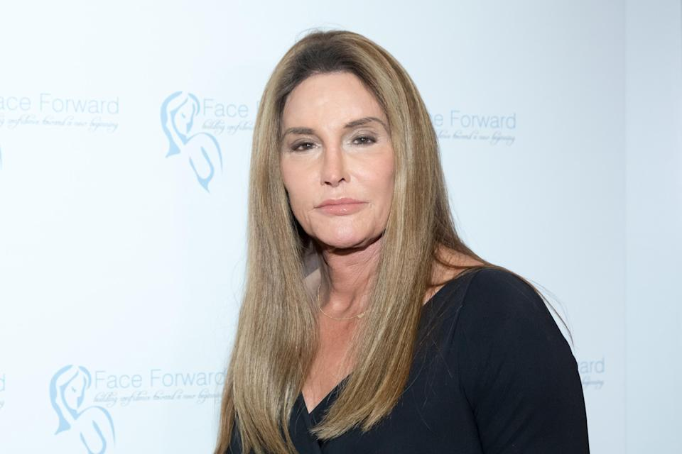 Caitlyn Jenner, at an event in September, spoke out against the Trump administration as it considered a new policy on recognizing transgender people. (Photo: Greg Doherty/Getty Images)