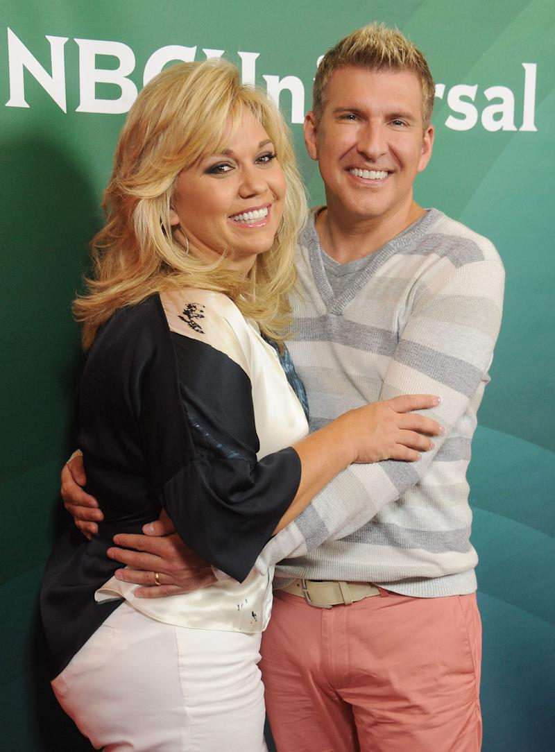 'Chrisley Knows Best' star Todd Chrisley pleads not guilty, says ex-employee framed him