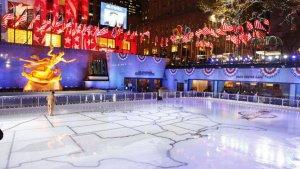 Presidential Election: Ice-Skating Rinks, Skyscrapers and Other Creative Ways the Networks Are Reporting Results
