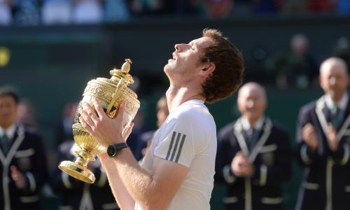 Andy Murray: from gangly kid to genuine sporting grownup
