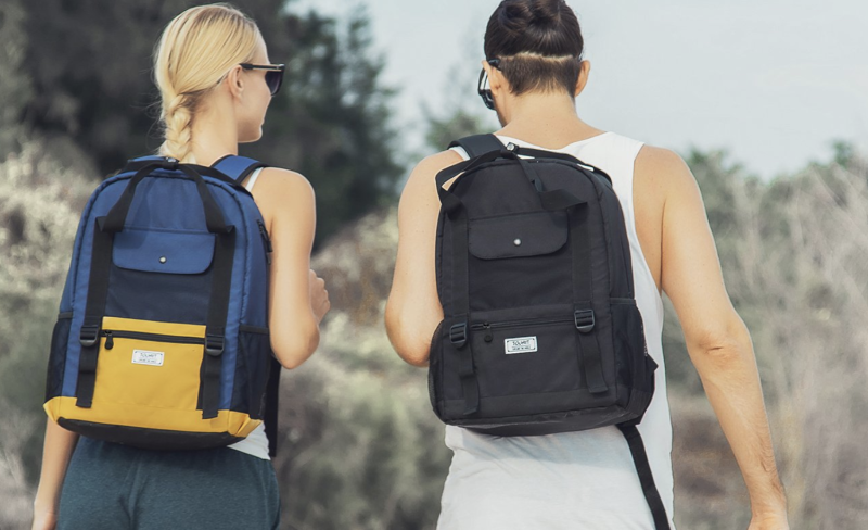 Ditch the chunky plastic coolers for comfortable backpacks that do a better job at keeping your food and drinks cool. (Photo: Tourit)