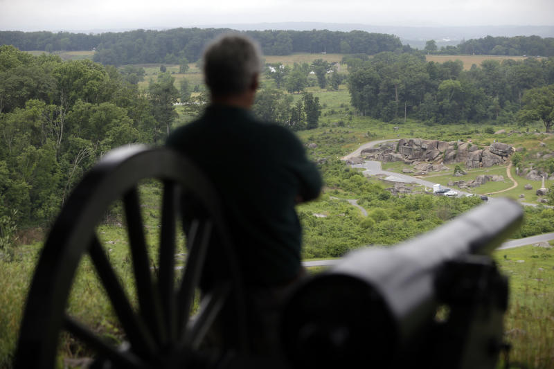 Hollywood helps turn Gettysburg hill into top site