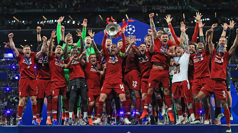 Liverpool to kick off Champions League campaign against Ajax