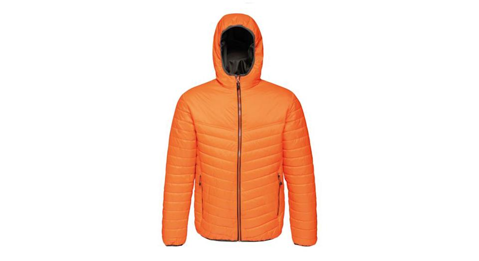 Men's Acadia II Warmloft Down Touch Insulated Hooded Jacket