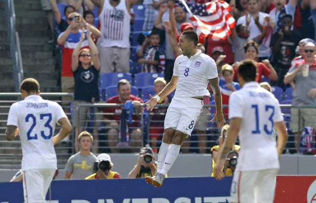 U.S. advances to Gold Cup semifinals with 6-0 blowout of Cuba (Video)