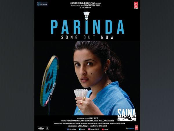 Poster of 'Parinda' song (Image courtesy: Twitter)
