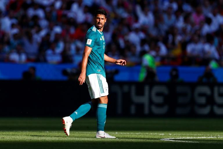 Sami Khedira is the biggest name casualty in the Germany squad to face France and Peru next month with the Juventus midfielder axed by head coach Joachim Loew