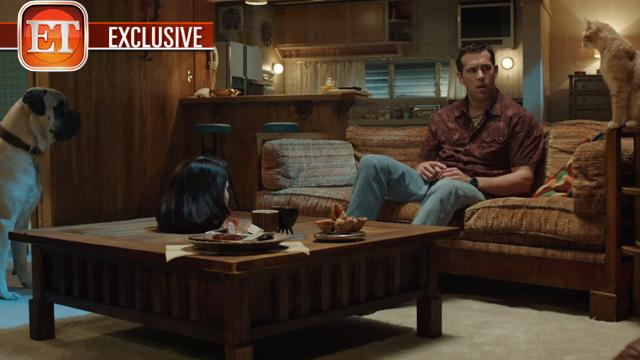 Exclusive First Look: Ryan Reynolds Hears 'Voices'