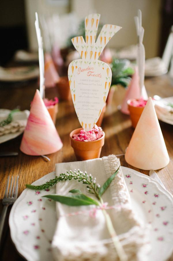 toddler farm to table party