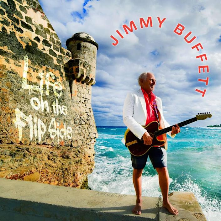 "Jimmy Buffett's 2020 album, ""Life on the Flip Side."""