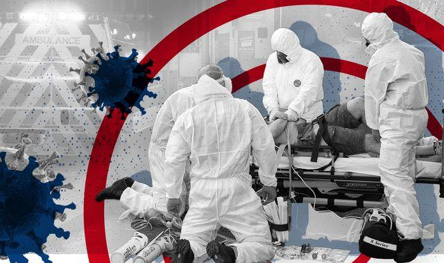 Coronavirus: How many ambulance workers were assaulted where you live this year