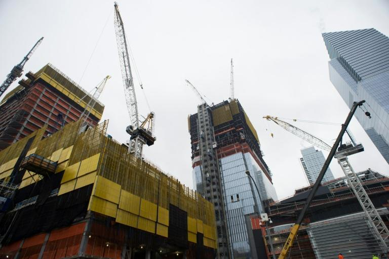 New York remains synonymous with perpetual construction like the Hudson Yards development but the city's inhabitants are also delving into the past