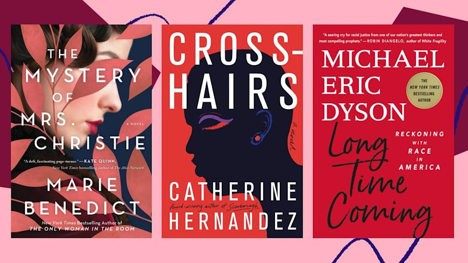 A guide to the most anticipated new books coming out this December. (Photo: HuffPost Finds)