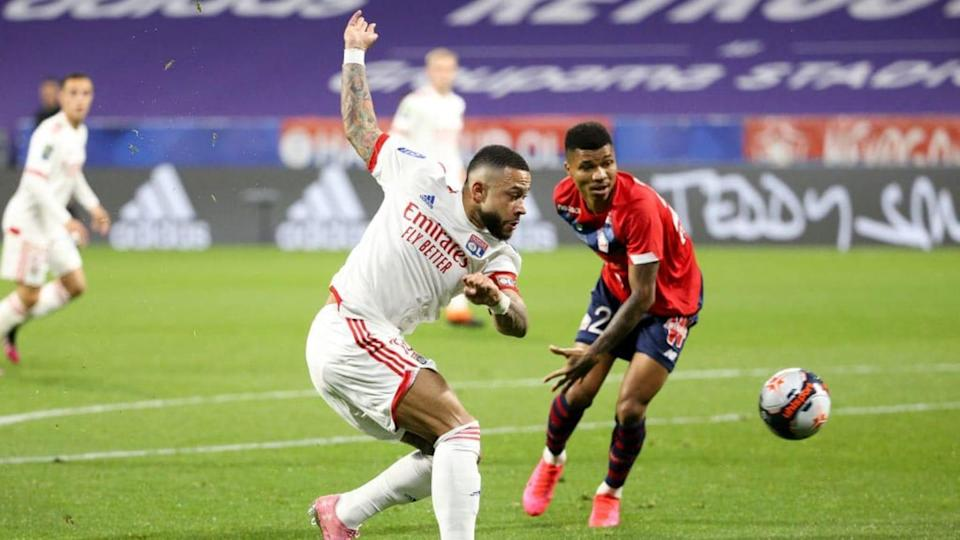 Olympique Lyonnais v Lille OSC - Ligue 1 | John Berry/Getty Images
