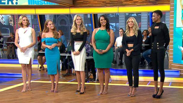 VIDEO: Meet the finalists for the 1st Sports Illustrated Swimsuit Edition open casting call (ABCNews.com)