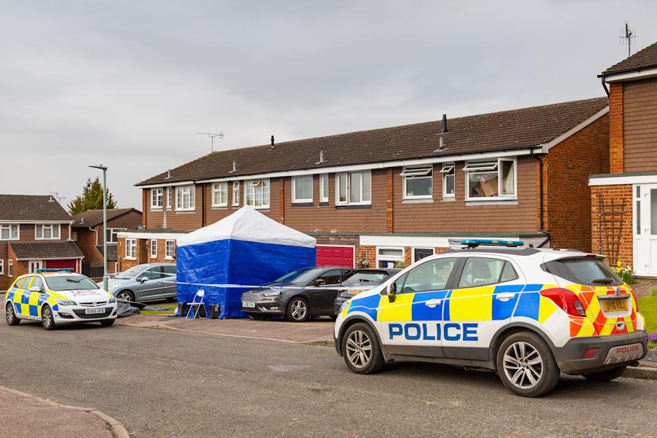Police launched a murder investigation. (SWNS)