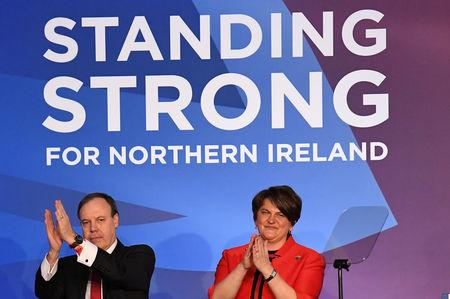 Arlene Foster hints she could back a 'plan B' Brexit