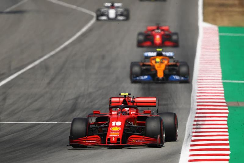 Portugal Limits Attendance to 27,500 for Formula One Race