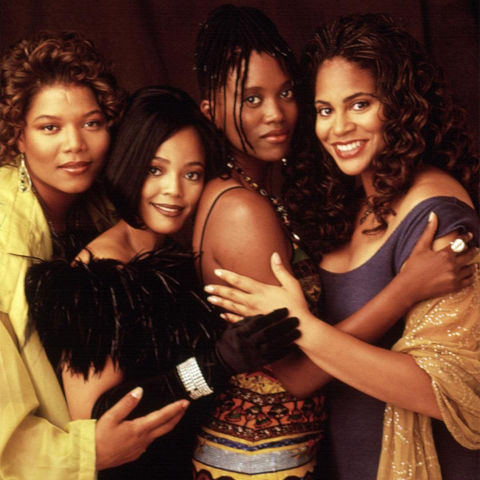 <p><i>We Are Living Single</i> from <i>Living Single,</i> by Queen Latifah</p>